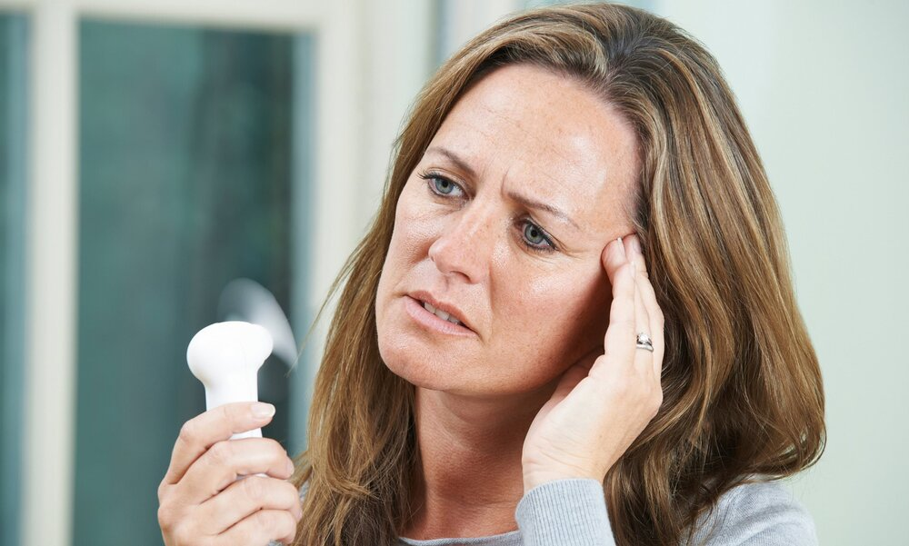 My personal experience with Menopause